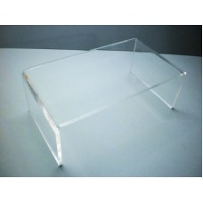 Tavolino in plexiglass. Misure standard