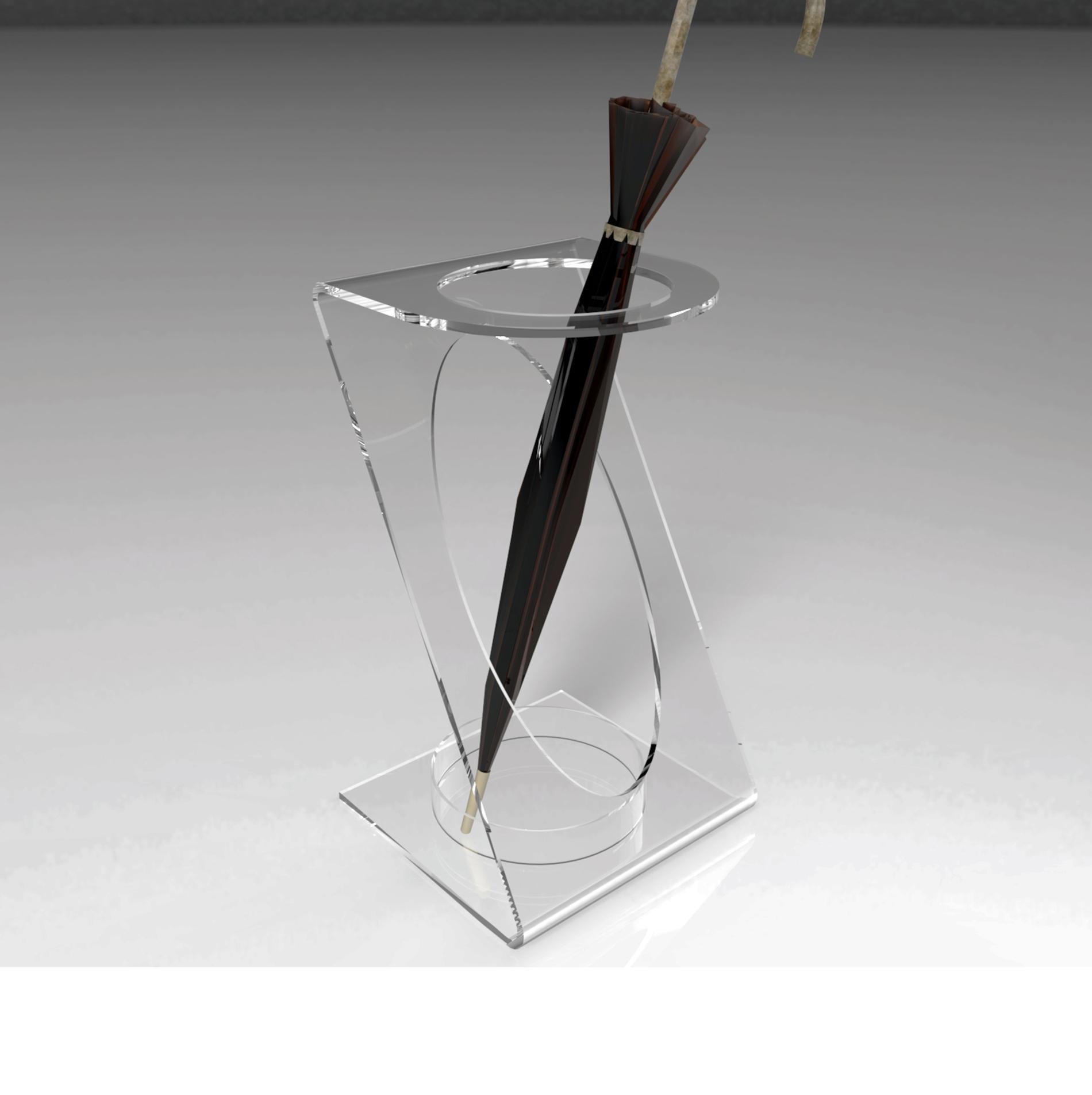 Portaombrelli-in-plexiglass